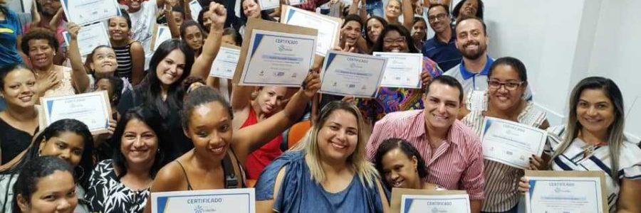 Projeto Espaço Cidadão forma mais de 50 alunos na baixada fluminense