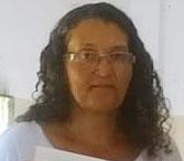 Lacir Silva – Beneficiária do projeto